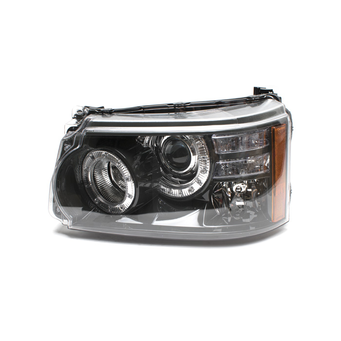 Headlamp Assembly LH LHD Range Rover Sport L320