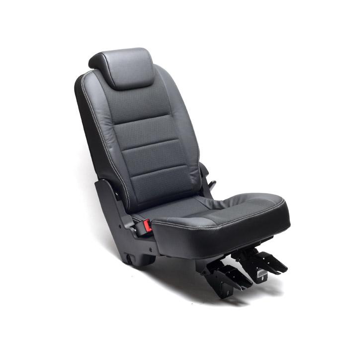 SEAT ASSY REAR 1/3 SPLIT 110SW CLTH/LTHR