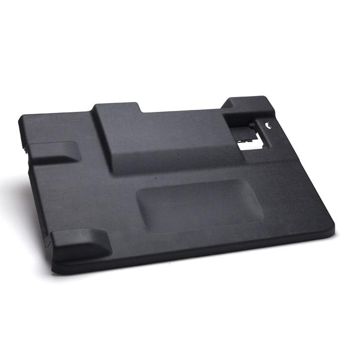 TRIM PANEL - REAR DOOR BLACK DEFENDER