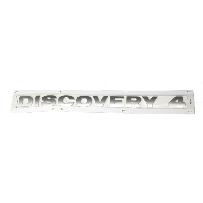 "DECAL REAR DOOR ""DISCOVERY 4"" TITAN  LR4"