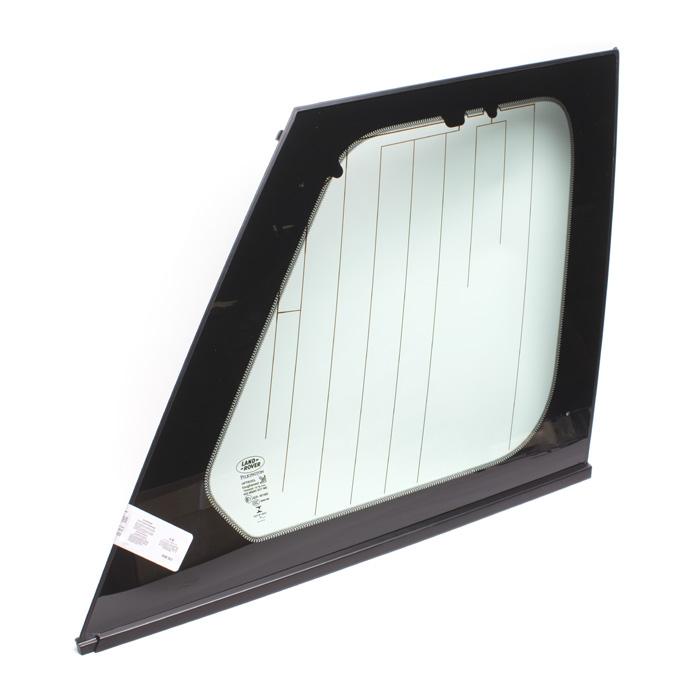 GLASS RHR QUARTER WINDOW R/R SPORT