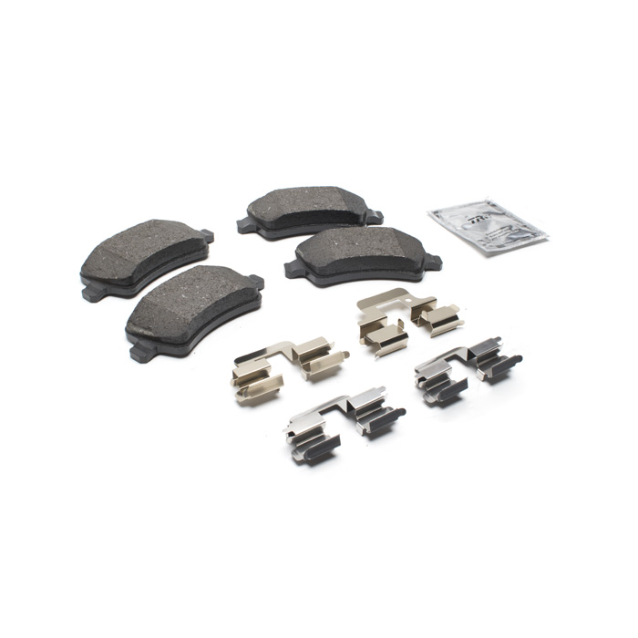 BRAKE PADS REAR EVOQUE