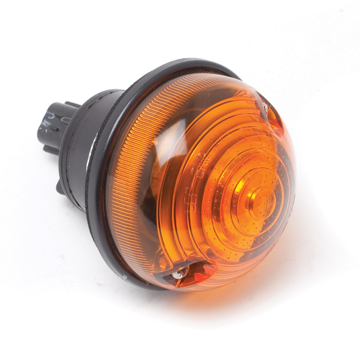 FRONT LAMP ASSEMBLY AMBER