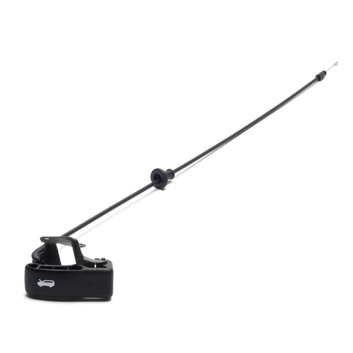 BONNET RELEASE CABLE WITH HANDLE