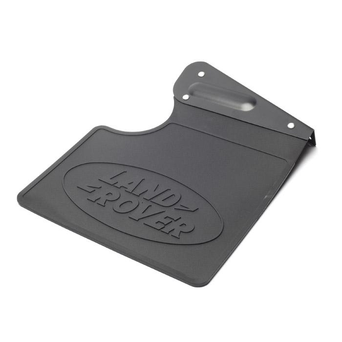MUDFLAP & BRACKET LHR D90 NON-NAS