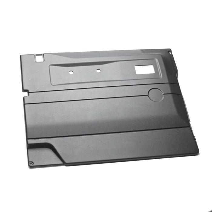 INTERIOR TRIM LHF DOOR DEF BLACK w/PWR W