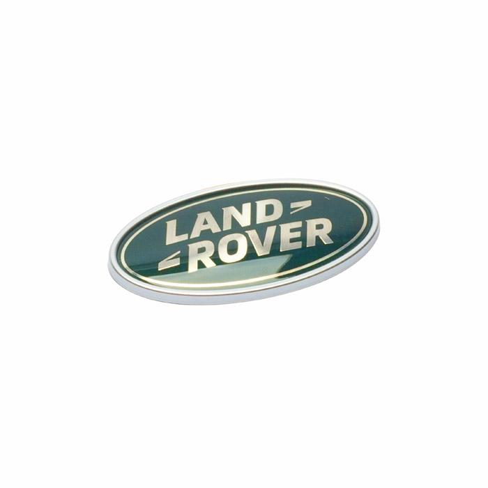 """BADGE """"LAND ROVER"""" REAR BODY"""