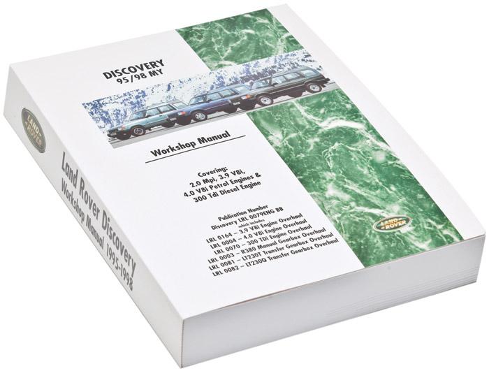 WORKSHOP MANUAL DISCOVERY I 1994-98