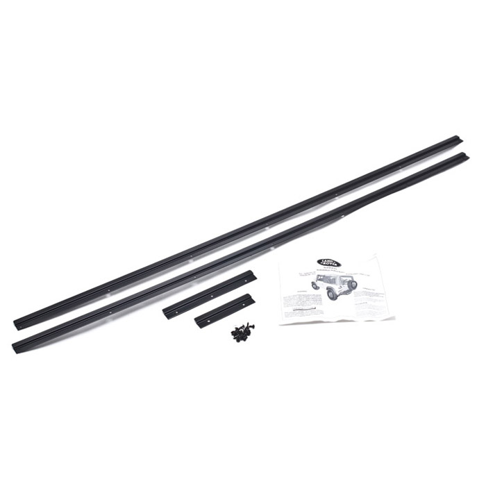 BELT RAIL KIT SOFT TOP 1994 - 97 NAS DEFENDER