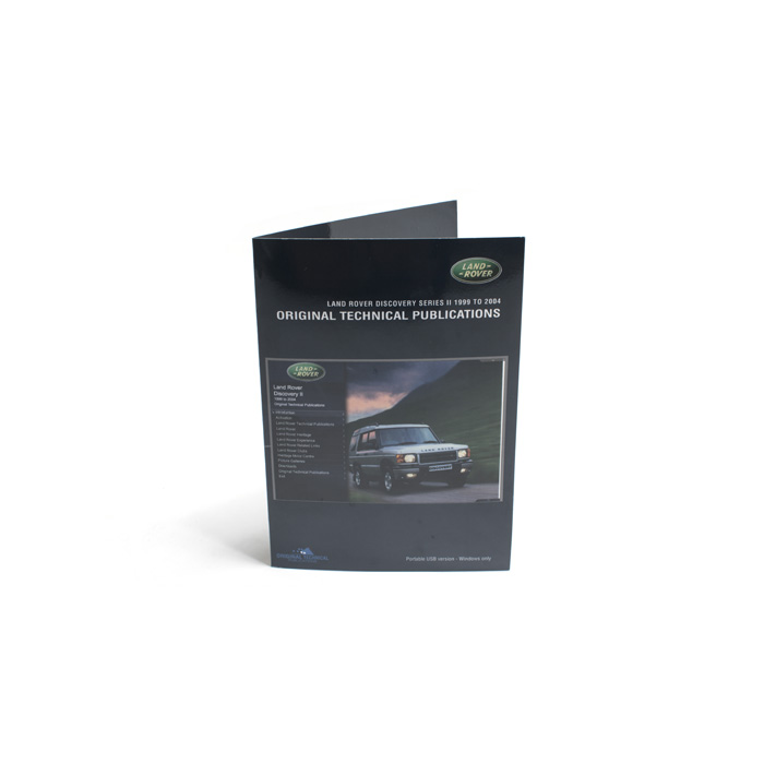 Product details rovers north land rover parts and accessories manuals on usb discovery ii 1999 2004 sciox Image collections