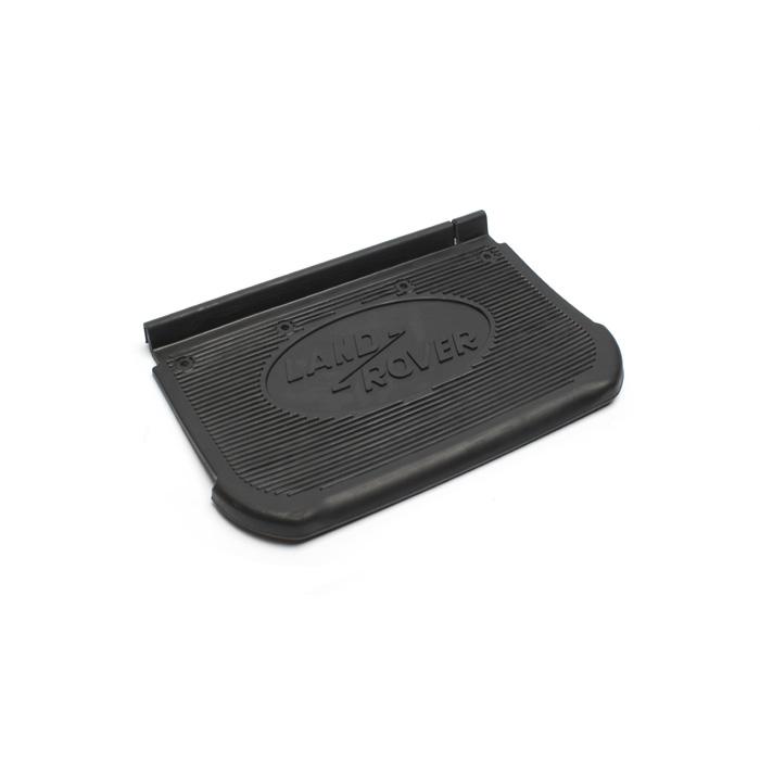 Deployed Side Steps For Range Rover Genuine Accessory: MAT SIDE STEP DEFENDER, RNE300, MTC3076