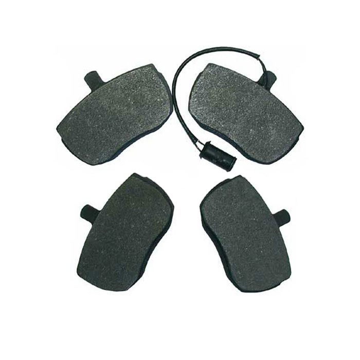 PROLINE BRAKE PADS, FRONT AXLE SET, RANGE ROVER CLASSIC non ABS