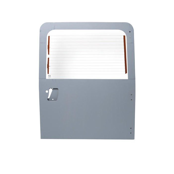 REAR DOOR SHELL DEFENDER TO 1999 WITH HEATED GLASS