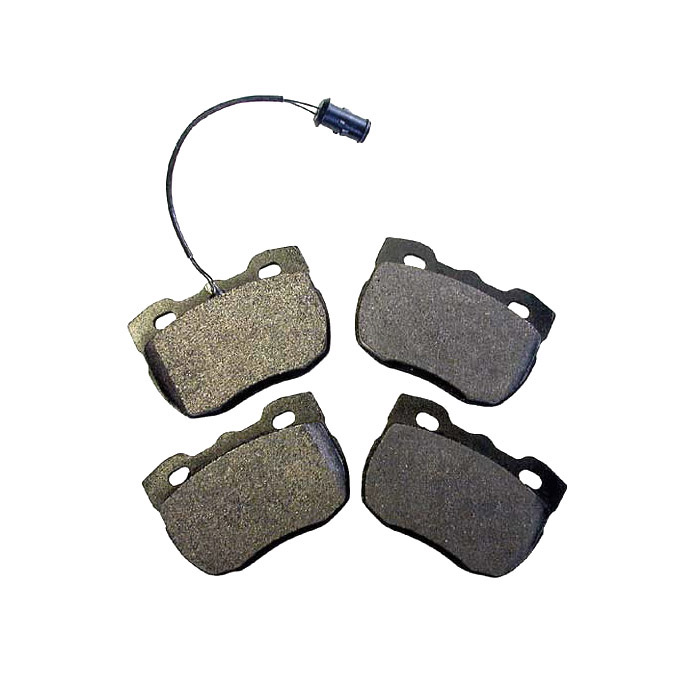 BRAKE PADS, FRONT AXLE SET, RANGE ROVER CLASSIC & DISCOVERY I