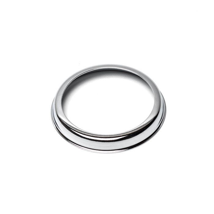 CHROME RING FOR PARK/DIRECTIONAL LAMP w/GLASS LENS SERIES II & IIA