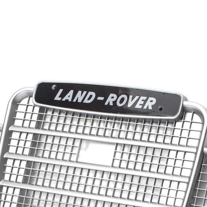 "LABEL""LAND-ROVER"" ADHESIVE STICKER"