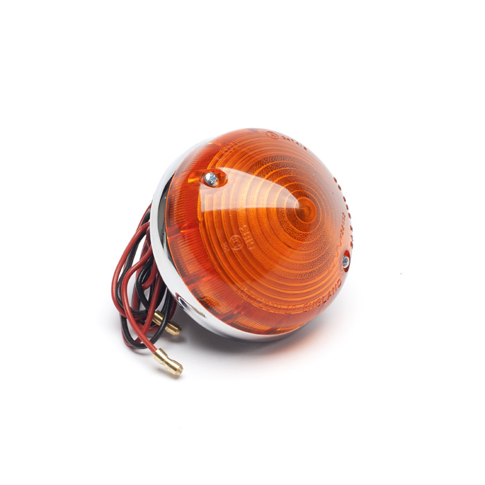 LAMP ASSEMBLY REAR DIRECTION AMBER LENS SERIES II-IIA