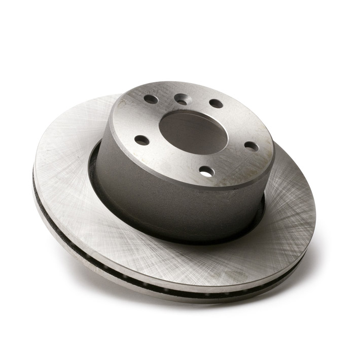 BRAKE DISC ROTOR FRONT VENTED FOR DISCOVERY II -ProLine
