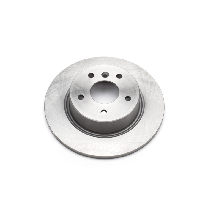 PRO LINE BRAKE DISC ROTOR, REAR, RANGE ROVER P38A & DISCOVERY II