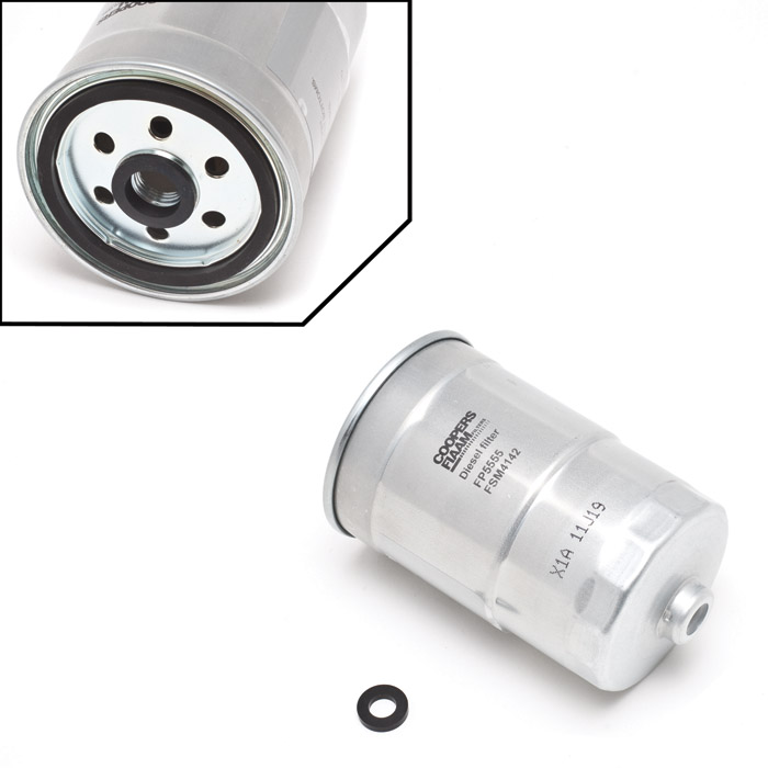 FUEL FILTER ELEMENT DEF & DII TD5