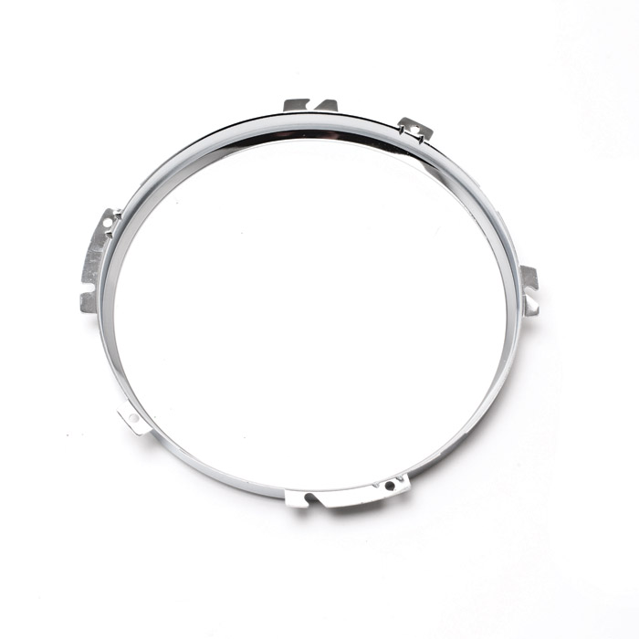 RETAINER RIM HEAD LAMP DEF,RRC. CHROME