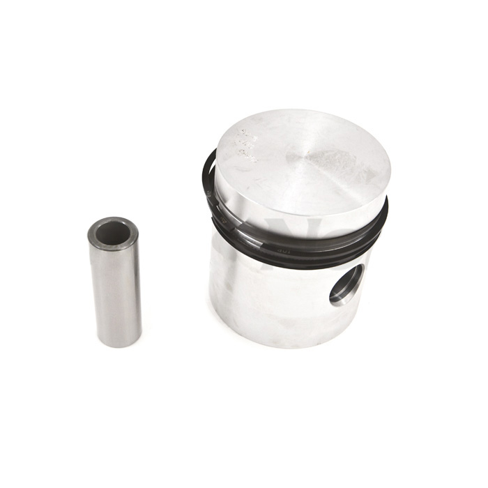 PISTON 2.25P W/ PIN,CLIPS AND RINGS .010