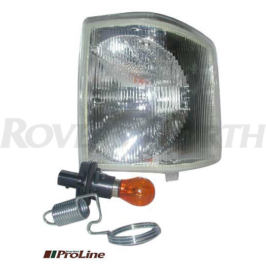 CLEAR CORNER LAMP  LH FRT DISCOVERY I