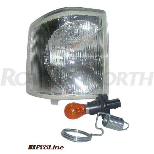 CLEAR CORNER LAMP  RH FRT DISCOVERY I