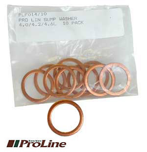 SUMP WASHER 4.0/4.2/4.6L 10 PACK