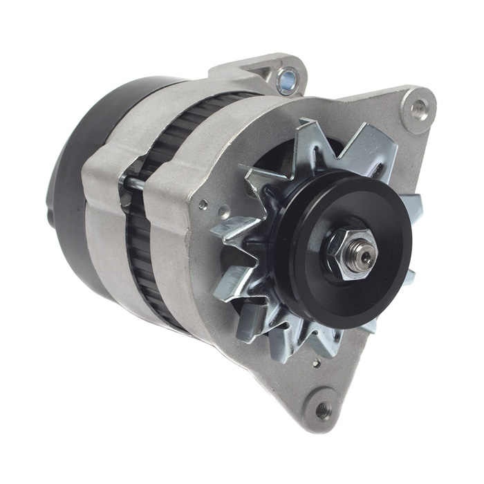 New 12 volt Lucas  alternator for Series III