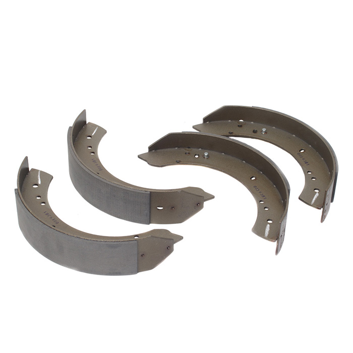BRAKE SHOES REAR AXLE SET 109 & 110