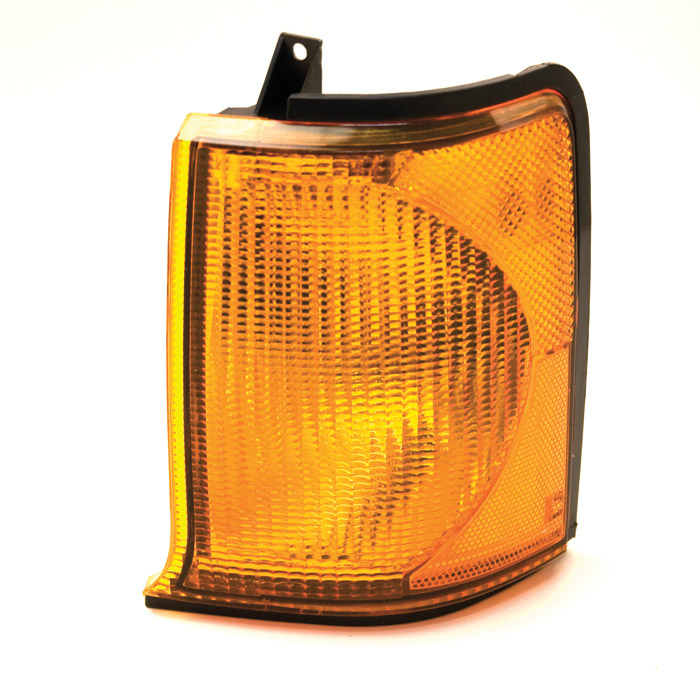 FRONT INDICATOR LAMP ASSEMBLY DISCOVERY II 1999 - 2002 LEFT HAND (DRIVER SIDE)