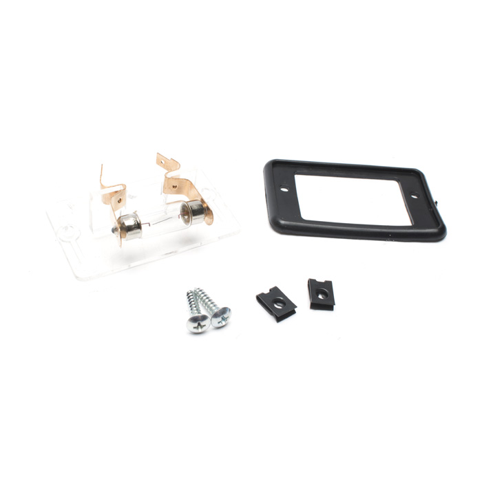 REAR LICENSE PLATE LAMP ASSEMBLY FOR DISCOVERY II -PROLINE