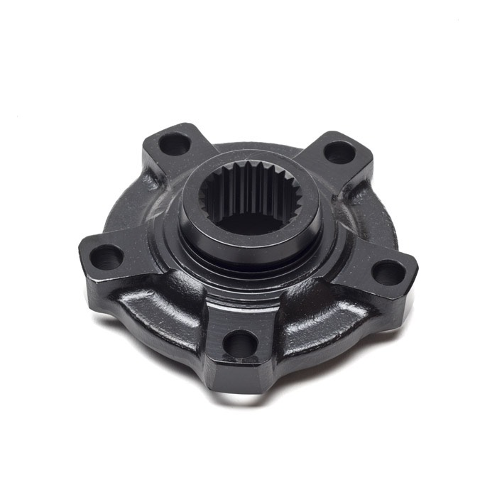 DRIVE FLANGE AXLE SHAFT 24 SPLINE DISCOVERY I &  DEFENDER