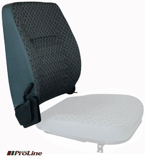 SEAT BACK CUSHION RH FRONT DEFENDER 90 / 110 TECHNO CLOTH