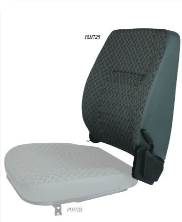 SEAT BACK CUSHION LH FRONT DEFENDER 90 / 110 TECHNO CLOTH