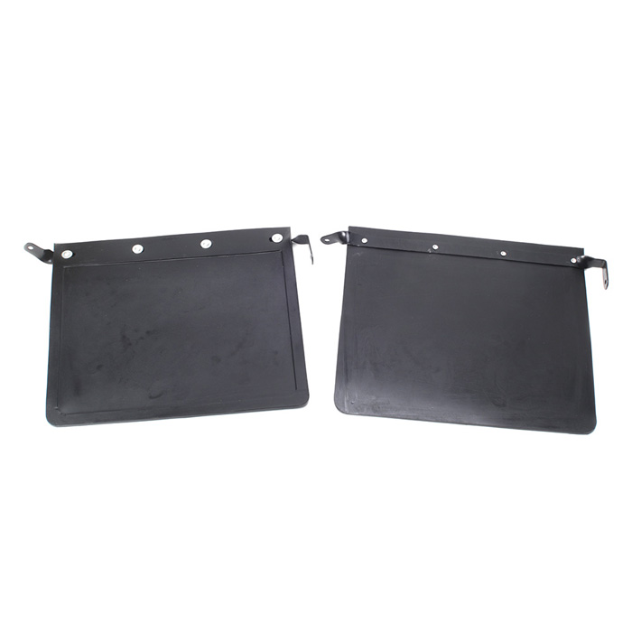 FRONT MUD FLAP KIT FOR SERIES II-III