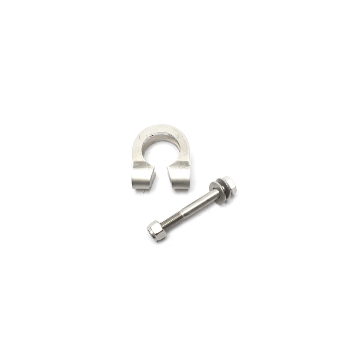 CLAMP TRACK ROD END STAINLESS STEEL
