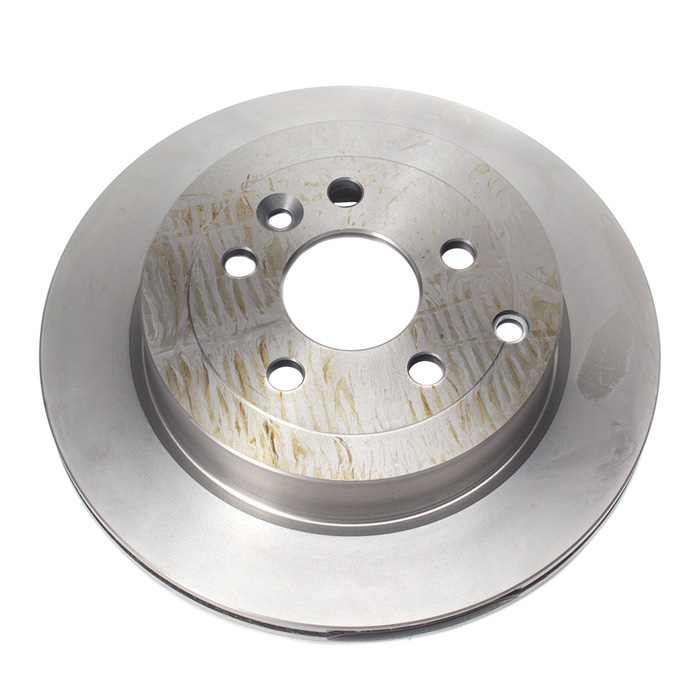 Land Rover Rear Brake Rotor Disc Set Lr3 Lr4 Range Sport: DISC BRAKE ROTOR REAR LR2 MPI PETROL, PLL445, LR001019