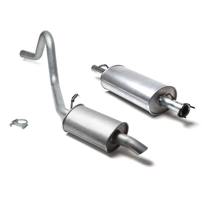 EXHAUST ASSEMBLY INTER 300TDI