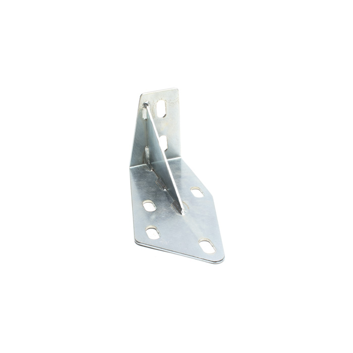 BRACKET RH LOWER SAFARI CAGE DEFENDER 90  LATE STYLE FOR REPLACEMENT CHASSIS