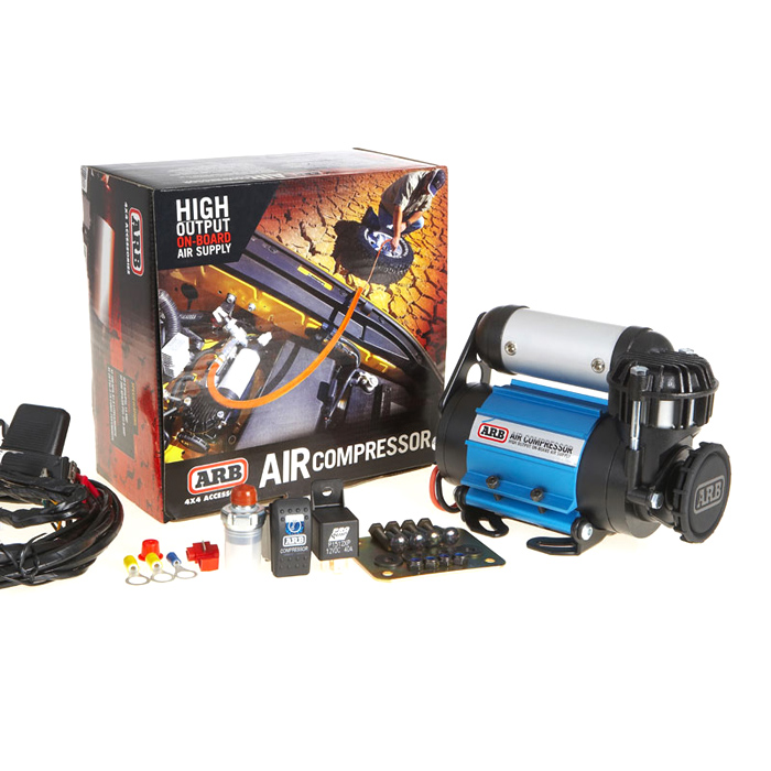 ARB HIGH OUTPUT ON-BOARD 12 VOLT AIR COMPRESSOR