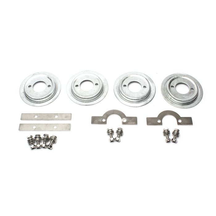 SPRING RETAINER SET 90, RANGE ROVER CLASSIC, DISCOVERY I