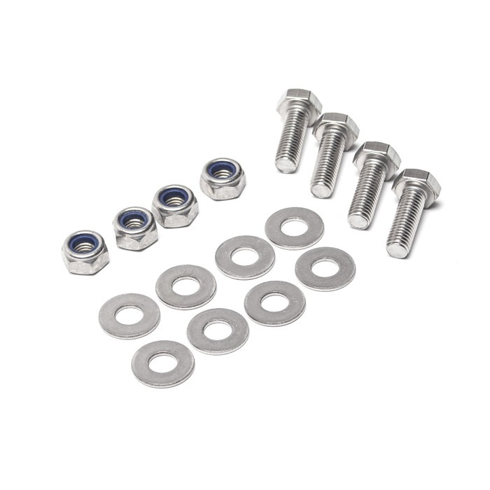 STAINLESS FRONT ANTI ROLL BAR MOUNTING KIT