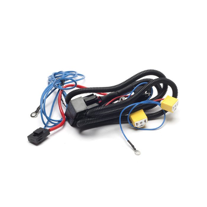 PERFORMANCE HEADLAMP HARNESS FOR H4 STYLE HEADLAMPS