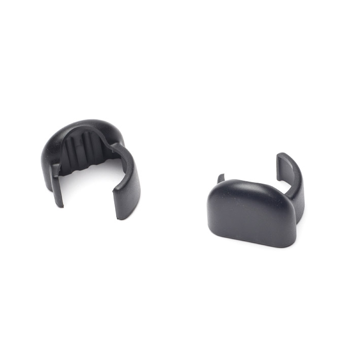 PLASTIC END CAPS FOR TOP TREAD ON TUBULAR SIDE RUNNER -SOLD IN PAIRS