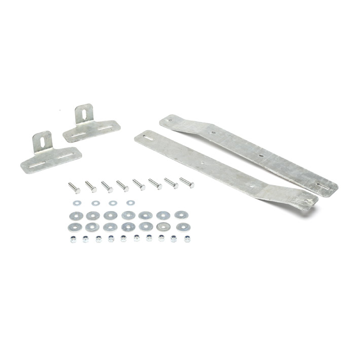 MUD FLAP EXTENSION KIT DEFENDER FRONT