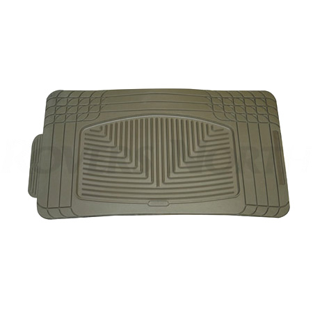 RUBBER MATS - REAR PAIR TAN DISCOVERY II & L322 R/R