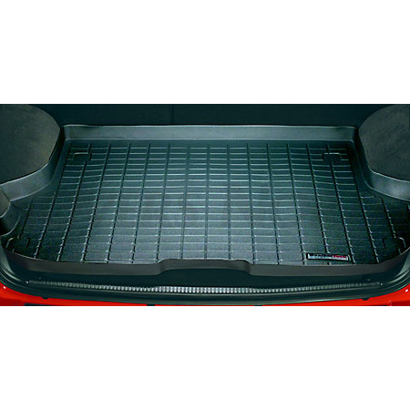RUBBER CARGO MAT DISCOVERY I BLACK