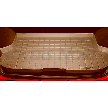 RUBBER CARGO MAT DISCOVERY I TAN